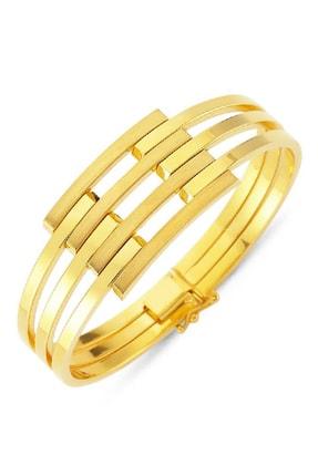 Altınbaş Kadın 22 Ayar Altın Bilezik BLZYT0353-24815