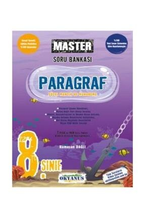 Okyanus Yayınları Okyanus 8. Sınıf Master Paragraf Soru Bankası