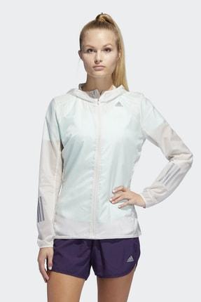 adidas OWN THE RUN JKT Beyaz Kadın Ceket 101117632