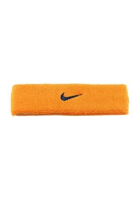 Nike Swoosh Turuncu Havlu Saç/Kafa Bandı