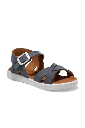 Polaris 91.508159.F Lacivert Kız Çocuk Sandalet 100374514