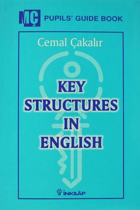 İnkılap Kitabevi Key Structures in English Pupil's Guide Book