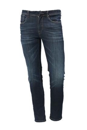 Lufian Slim Fit Benın Smart Jean Pantolon İNDİGO - 111200002100250