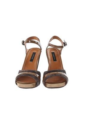 Logan Kadın Sandalet L05698  Ladıes Sandals