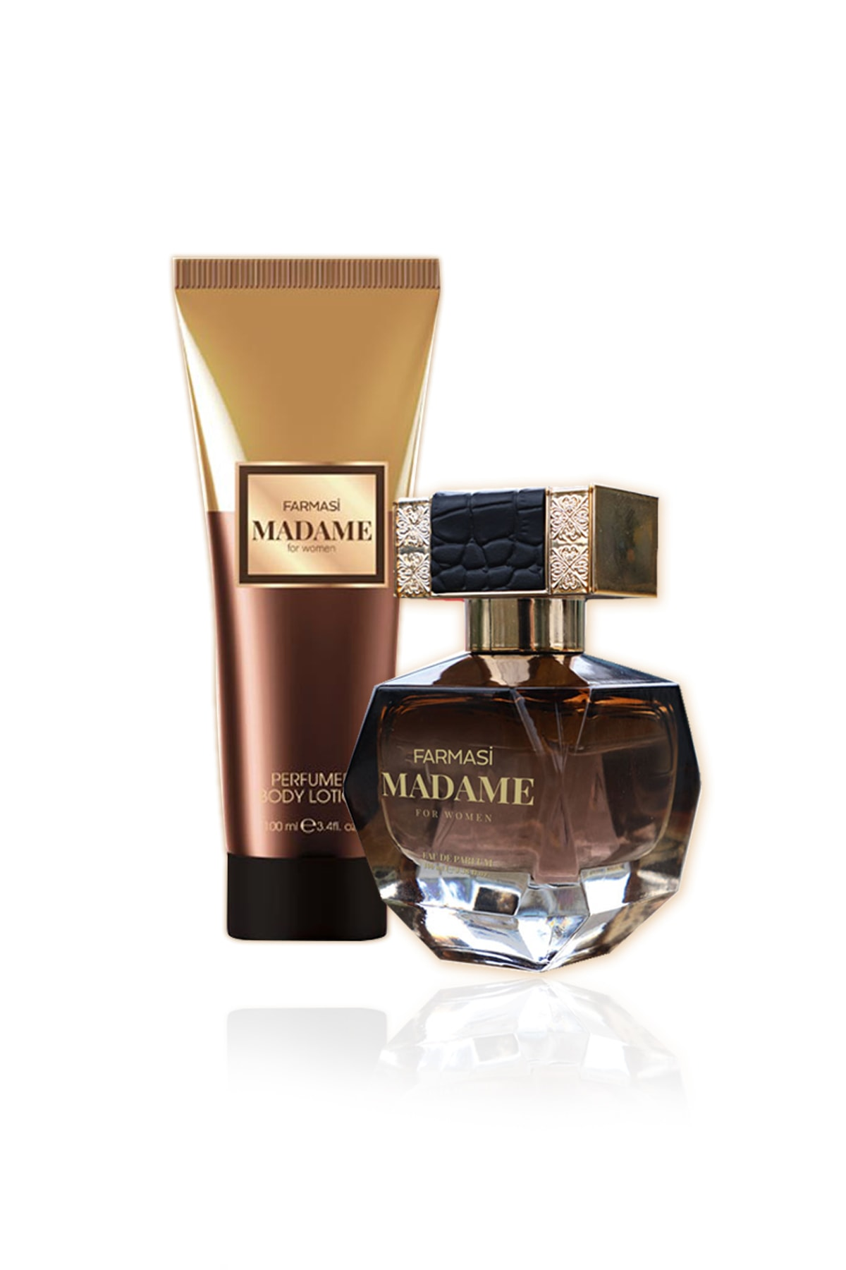 Farmasi Madame Edp 50 ml + Vücut Losyonu 100 ml Kadın Parfüm Seti 9502600099999