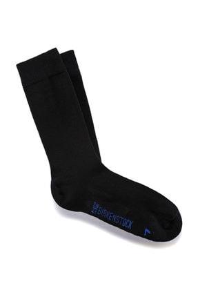 Birkenstock Cotton Sole Siyah Erkek Çorap