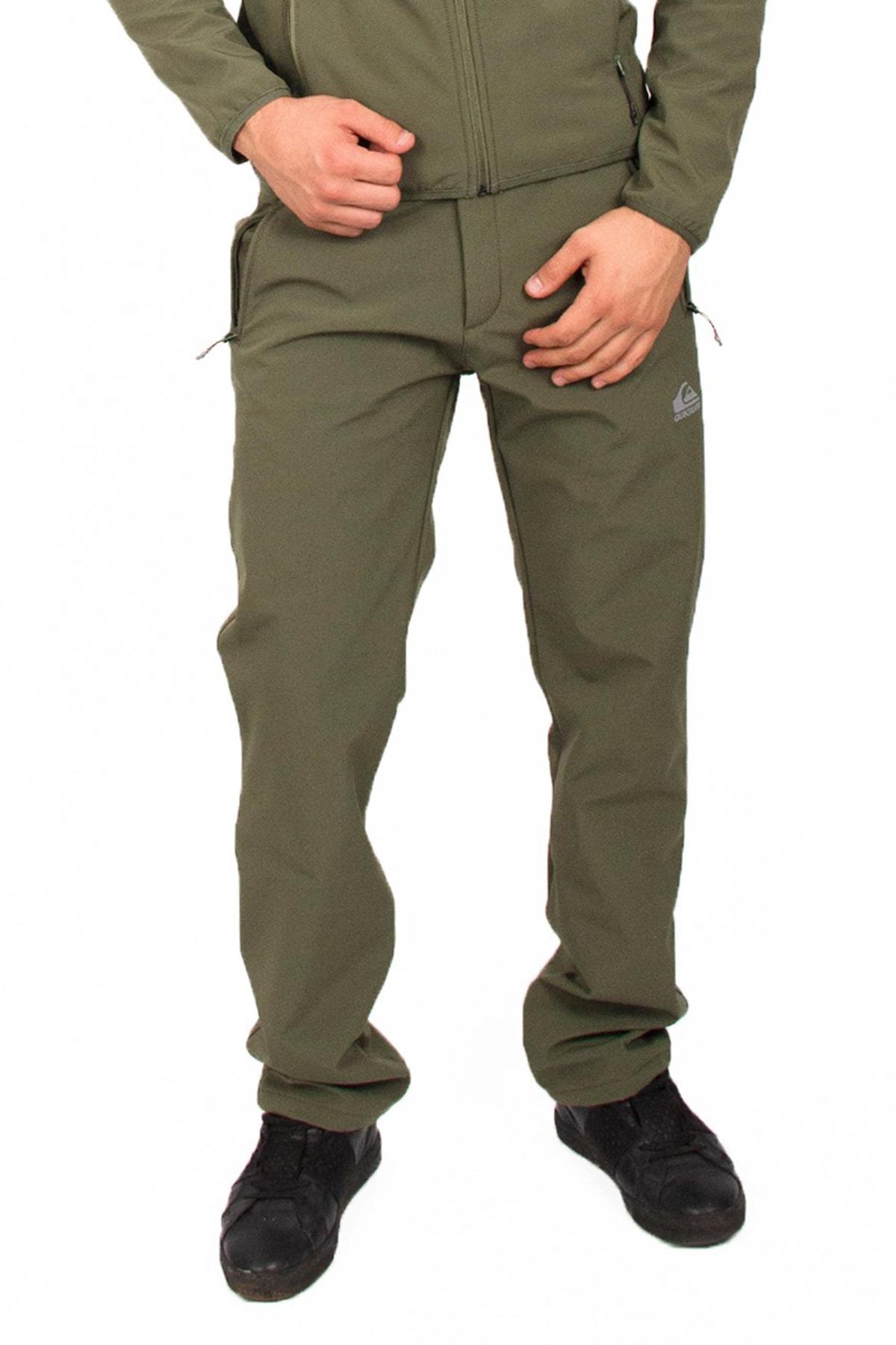 Quiksilver Erkek Pantolon - OD Softshell - EQYNP03712T 1