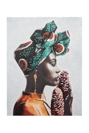Mudo Concept African Lady Ii 75X100 Cm