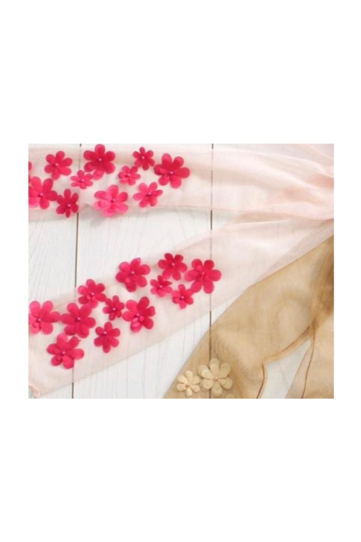 MinimosiniCo Flowerdreamdarkpinktulle 1
