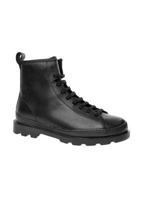 CAMPER Hakiki Deri Siyah Kadın Casual Ayakkabı K400325-004-38