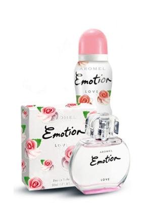 Emotion Emotıon Edt 50 ml+Deo Love