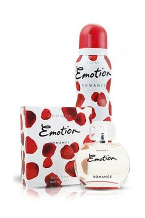 Emotion Edt 50 Ml+Deo Romance