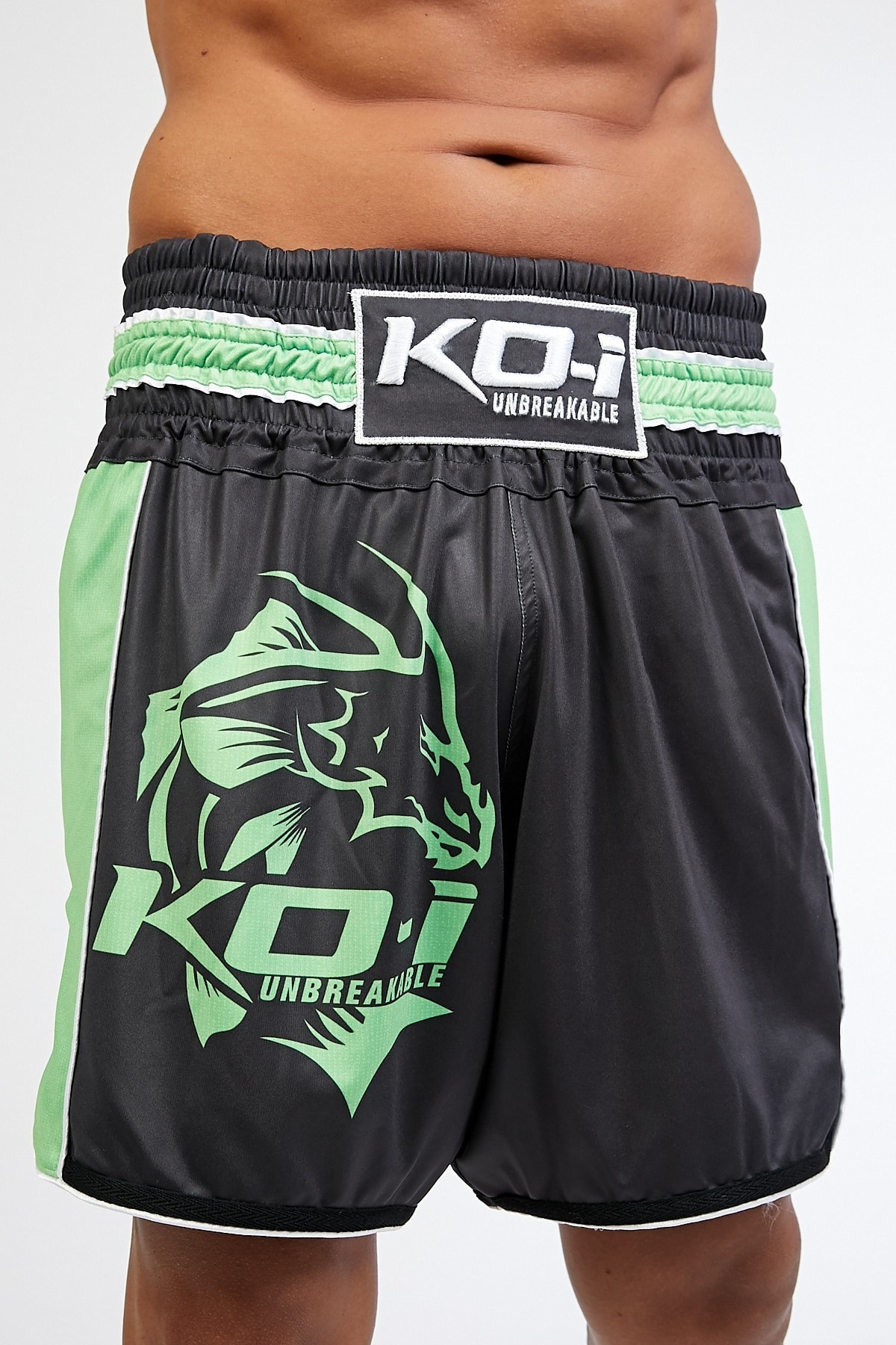 KO-I FIGHT Ko-ı Neon Logo Traınıng Short, Antreman Şortu 1