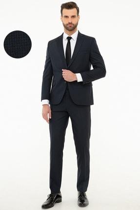 Pierre Cardin Erkek Lacivert Ekstra Slim Fit Takım Elbise G021GL001.000.1093672