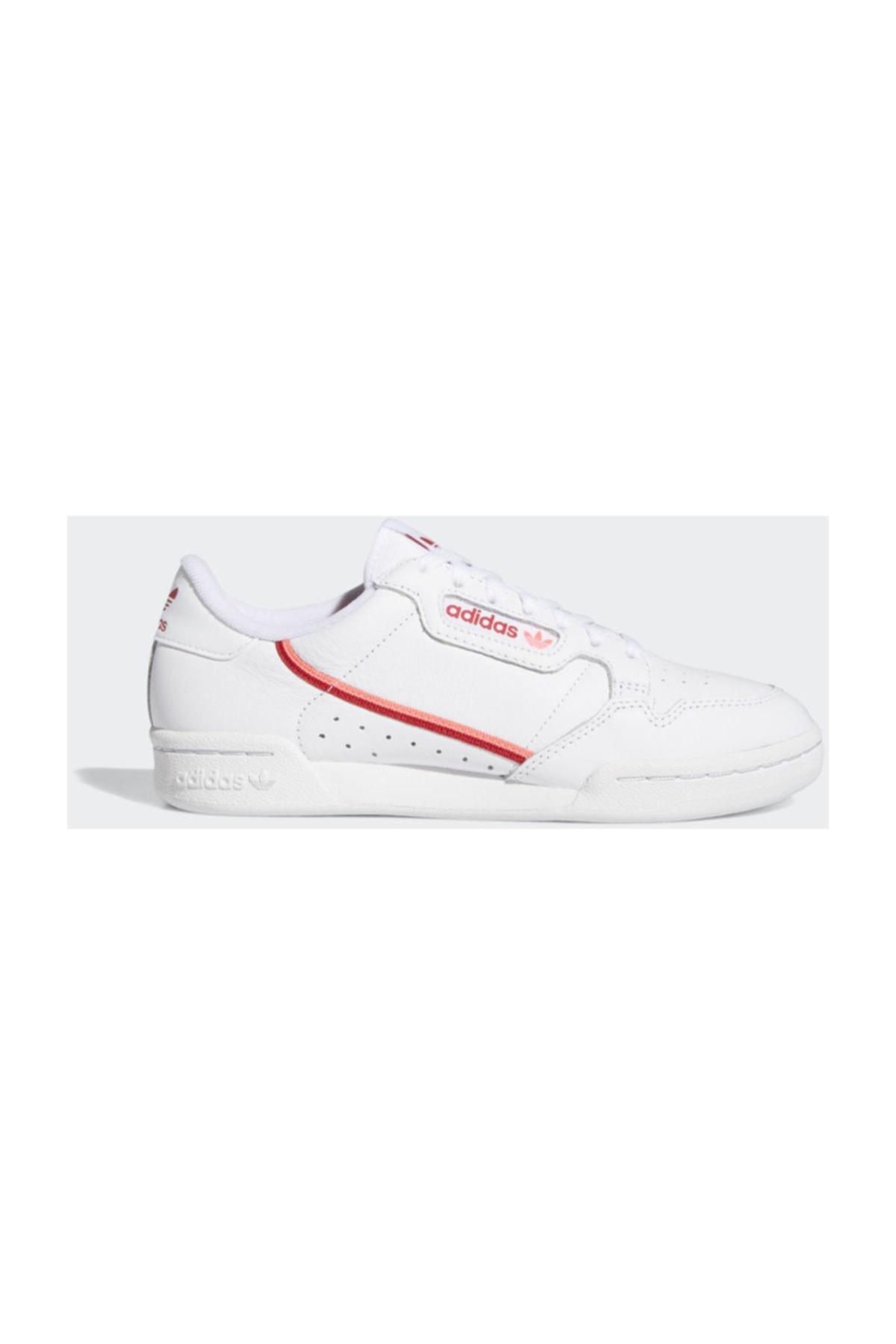 adidas Ee5562 Contınental 80 W Beyaz Bayan Günlük Spor Ayakkabısı 2