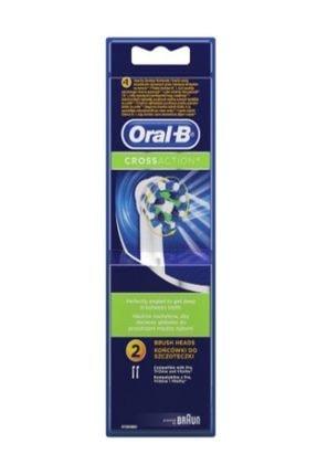 Oral-B Eb50-2 Cross Action 2'li Diş Fırçası Yedek Başlığı