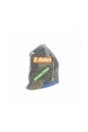 Bora Çamaşır Yıkama Filesi 2 Adet  Çamaşır Filesi Çamaşır Torbası 50-60