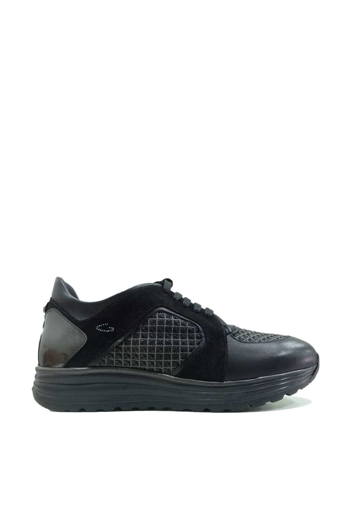 ALBERTO GUARDIANI Kadın Siyah Casual Ayakkabı Sd59431E-Ax00 1