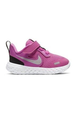 Nike Kız Çocuk Pembe Ayakkabı Revolution 5 Actıve  Bq5673-610