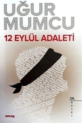 Um:Ag Yayınları 12 Eylül Adaleti - Uğur Mumcu