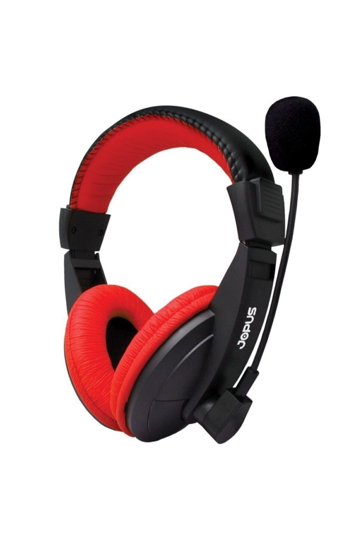 JOPUS TECHNOLOGY Jopus J1 Mikrofonlu Oyuncu Kulaklığı 1