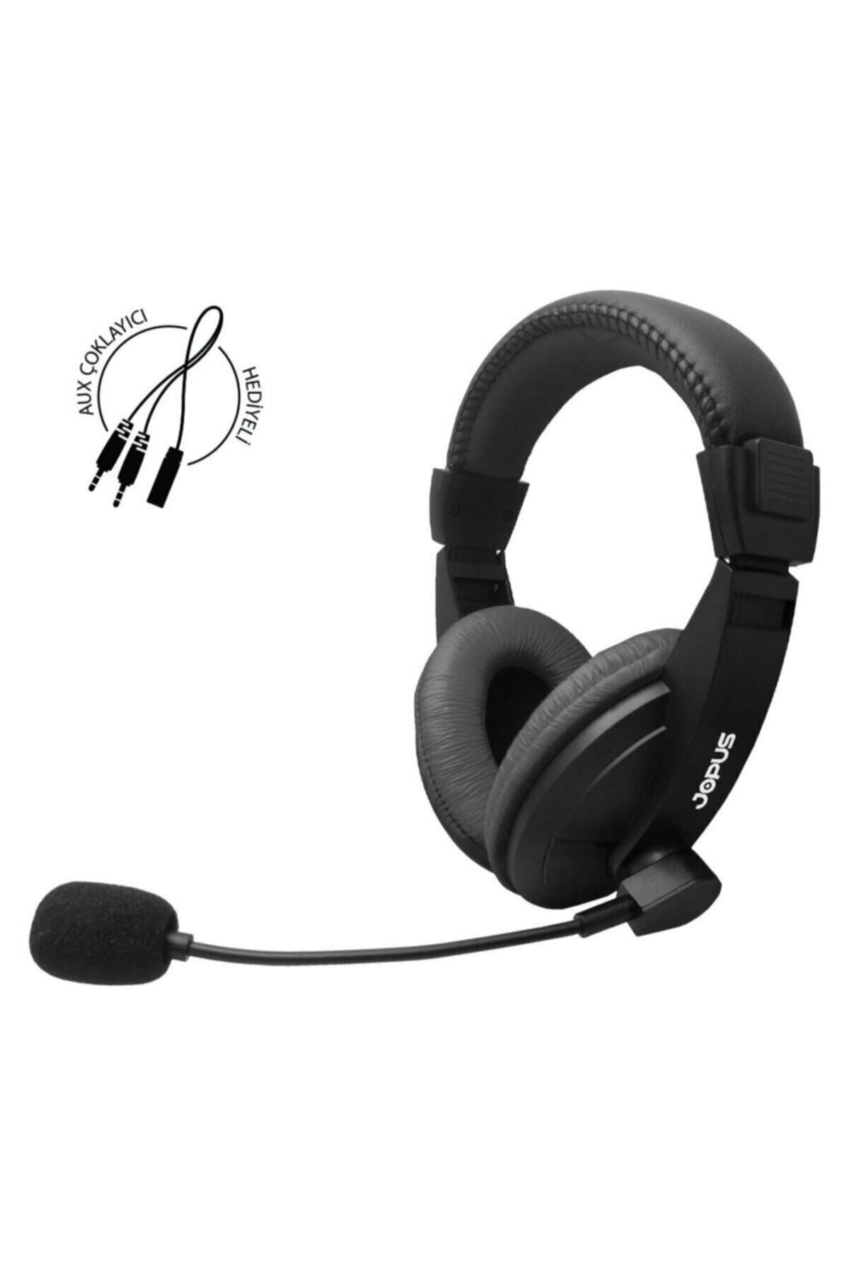 JOPUS TECHNOLOGY Jopus J1 Mikrofonlu Oyuncu Kulaklığı 2
