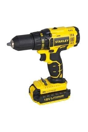 Stanley SCD201D2K 18 Volt 2 AH Li-ion Akülü Matkap Ve Vidalama