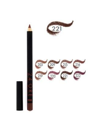 Deborah 24ore Lip Pencil Dudak Kalemi 221