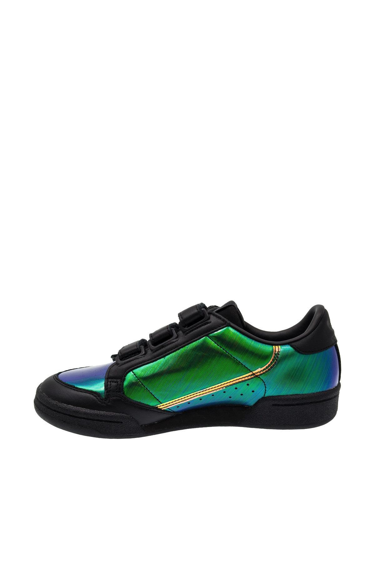 adidas Continental 80 Siyah Spor Ayakkabı (EE8738) 2