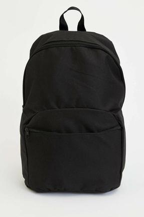 DeFacto Erkek Siyah Sırt Çantası N5150AZ.20SM.BK23