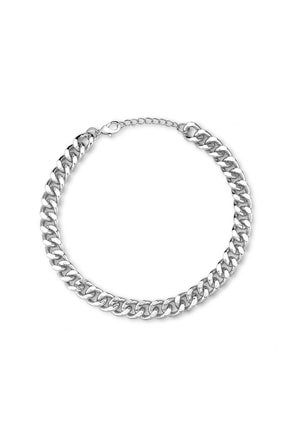 Coquet Accessories Unisex Kalın Zincir Kolye 19G1U24N760
