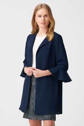 Naramaxx Kadın Lacivert Ceket