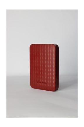 """Quantum Rdx 320 Gb 2.5"""" Usb 3.0 Kırmızı Taşınabilir Disk"""