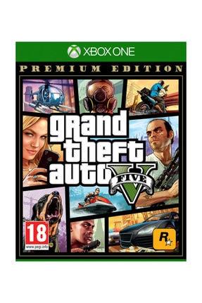 RockStar Games Grand Theft Auto 5 Premium Edition Xbox One Oyun