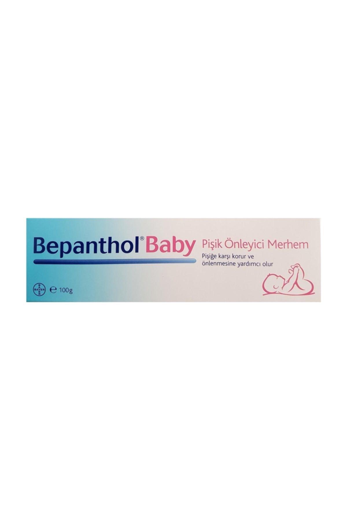 Bepanthol Baby Pişik Önleyici Merhem 100 Gr-4 Adet Skt:03/2021 2