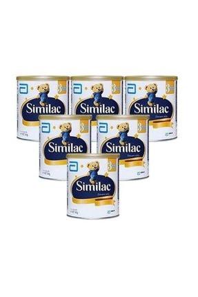 Similac 360 Gr 3 Numara Devam Sütü 6'lı Paket