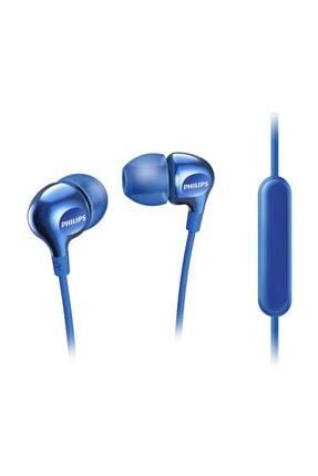 Philips She3555bl Mik Kulakiçi Kulaklık - Mavi