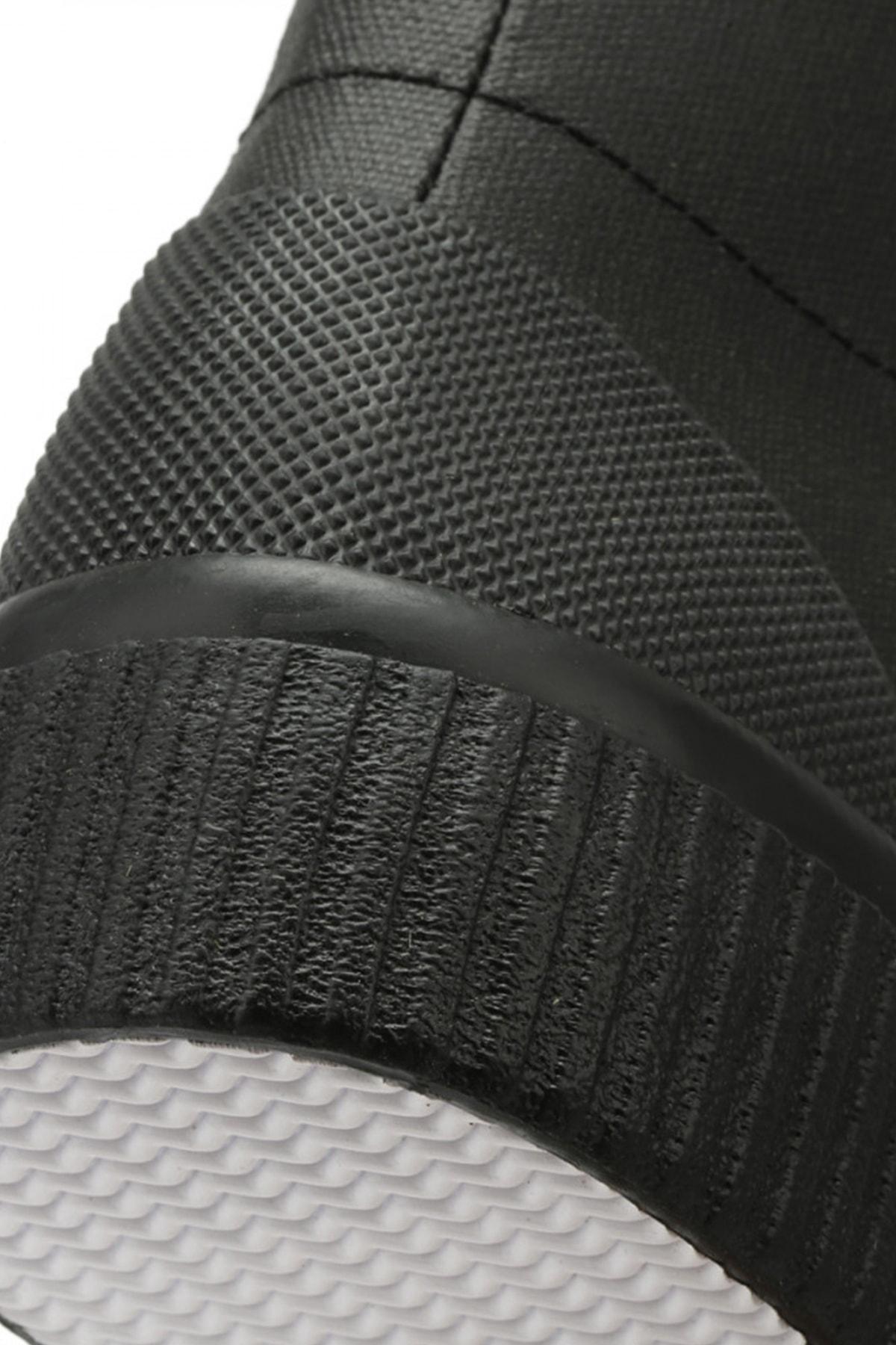 Fred Perry Kadın Siyah Sneaker 183FRPKAYB4330_F102 2