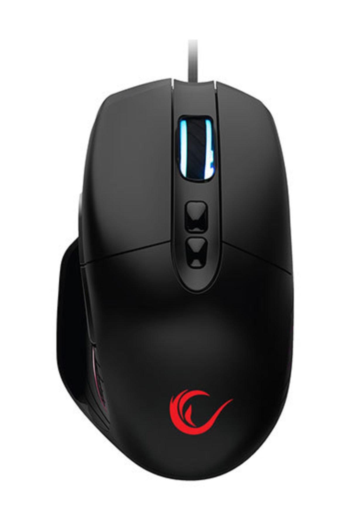 Rampage Smx-r90 Sector Usb 16000dpi Rgb Macrolu Gaming Oyuncu Mouse 1