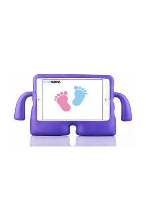 BG Apple Ipad Mini 2 3 Kılıf A1432 A1454 A1455 Silikon Kollu Standlı Çocuk Tablet Kılıfı