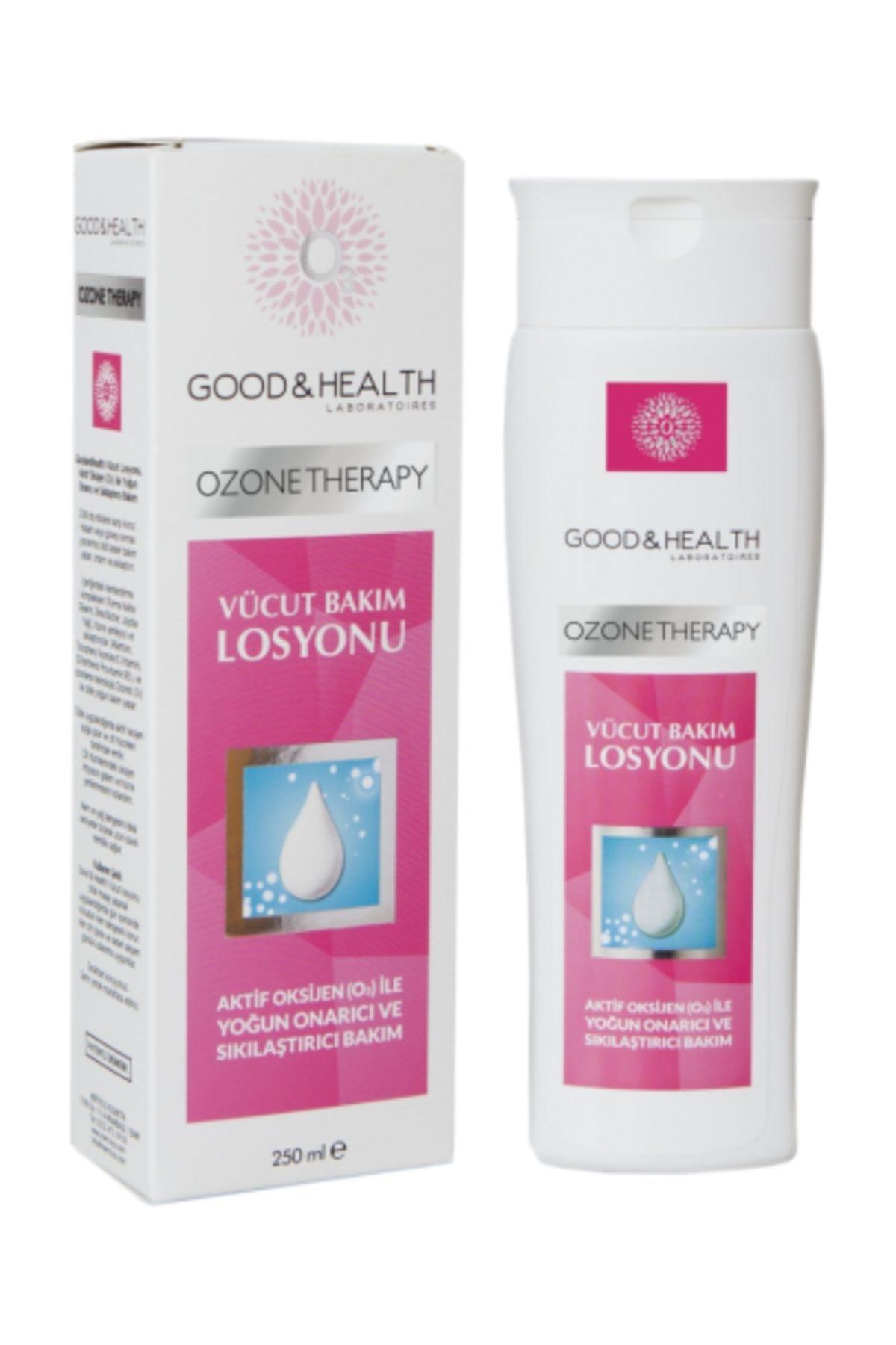 Good & Health Vücut Bakım Losyonu 250 ml 1
