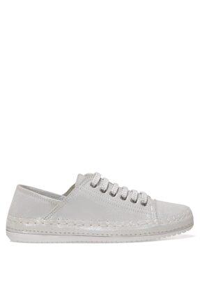 Nine West MATISSE2 1FX Gümüş Kadın Comfort Ayakkabı 101031738