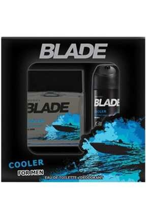 Blade Edt 100 Ml & Deodorant 150 Ml Korfe Cooler