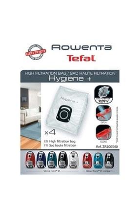 Rowenta Hygiene Tefal Elektrik Süpürge Sentetik Toz Torbası 5 Li Paket 1. Kalite
