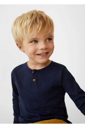 MANGO Baby Organik Pamuklu Tişört