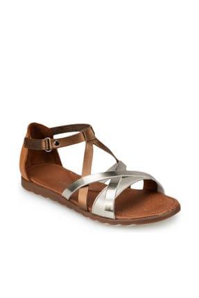 Polaris 91.510075.P Bronz Kız Çocuk Sandalet 100378631