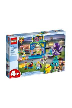LEGO 10770 LEGO Juniors Oyuncak Hikayesi 4 Buzz ve Woodys