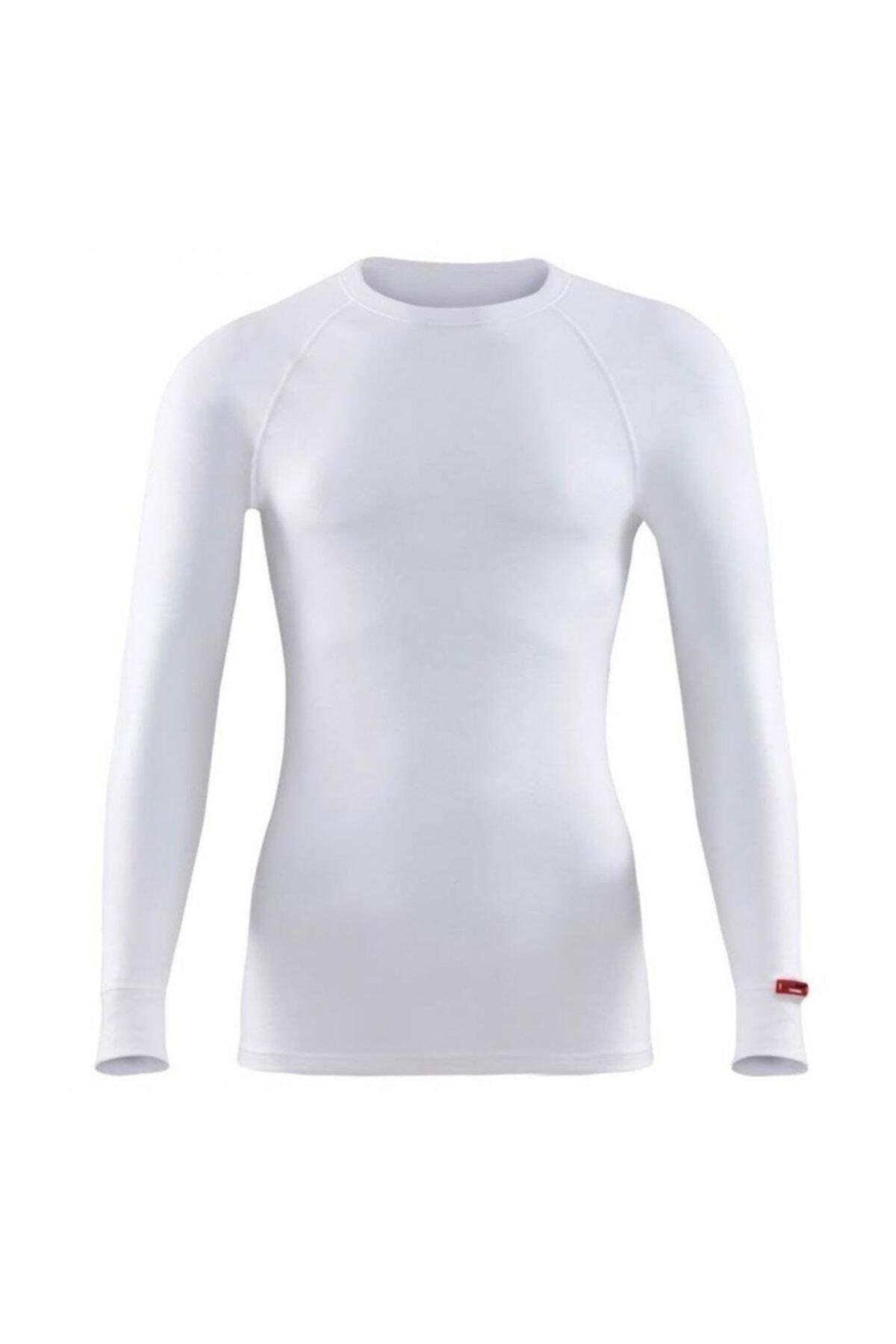Blackspade 9259 Thermal Active O-neck Uzun Kol 2. Seviye Unisex Içlik - Beyaz - 2xl 1