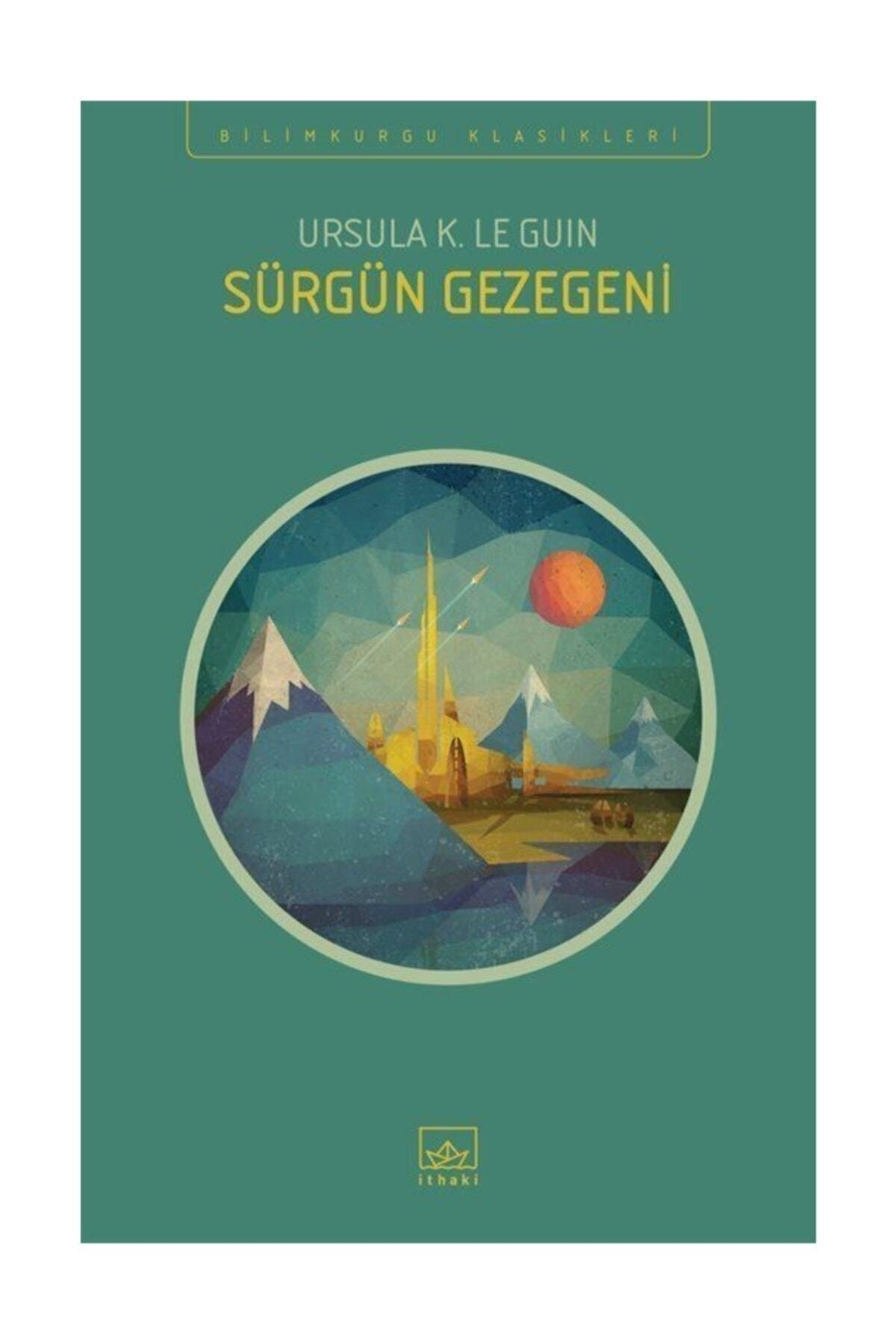 İthaki Yayınları Sürgün Gezegeni - Ursula K. Le Guin 1