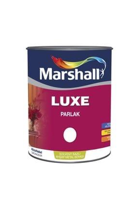 Marshall Luxe Parlak Sentetik Yağlı Boya 2.5 lt BEYAZ